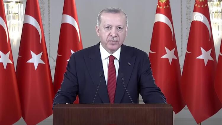 Son dakika... Cumhurbaşkanı Erdoğan: Terör zincirini 3 farklı yerde parçaladık