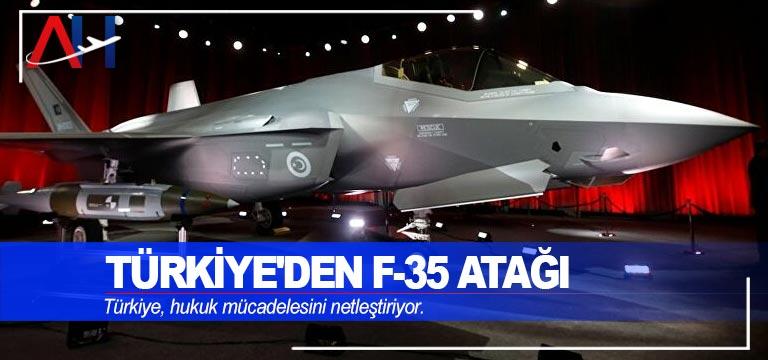 Türkiye'den F-35 atağı