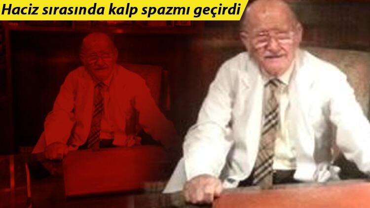 Emekli doktor Mahmut Karaağaç'a 10.6 milyon dolarlık dolandırıcılık şoku! Haciz sırasında kalp spazmı geçirdi