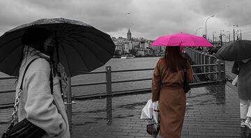 Prof. Dr. Orhan Şenden İstanbul için yağış uyarısı: Gök gürültülü, şimşekli yağış