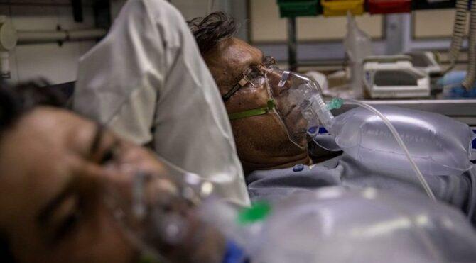 Sağlık sisteminin çöktüğü ülkede 'olağandışı mutasyon' endişesi