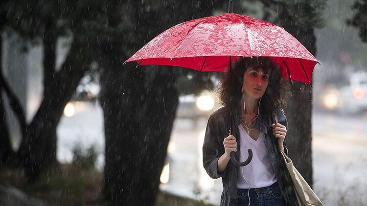 Meteoroloji illeri tek tek sıraladı: Sağanak yağış uyarısı