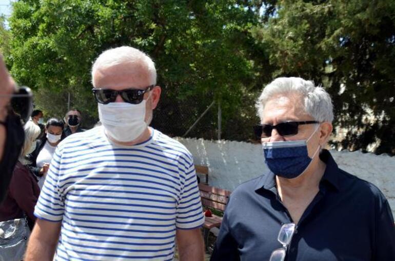 Gazeteci Selahattin Duman, Bodrumda son yolculuğuna uğurlandı