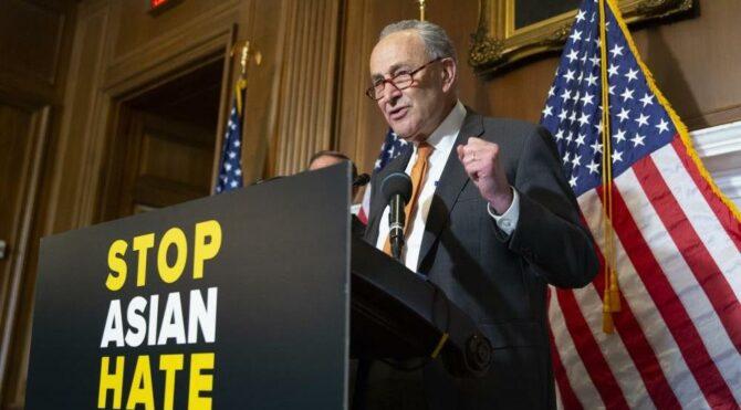 ABD Senatosu, Covid-19 Nefret Suçları Yasasını onaylandı