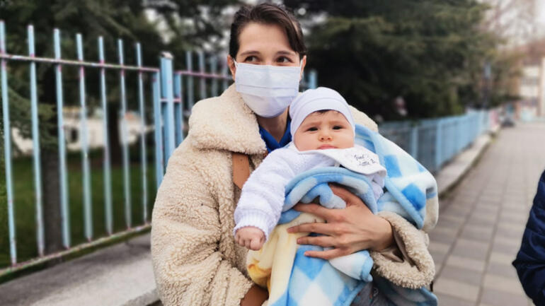 Ankarada kaçırılan bebeğine kavuşan anne yaşadığı kâbusu anlattı