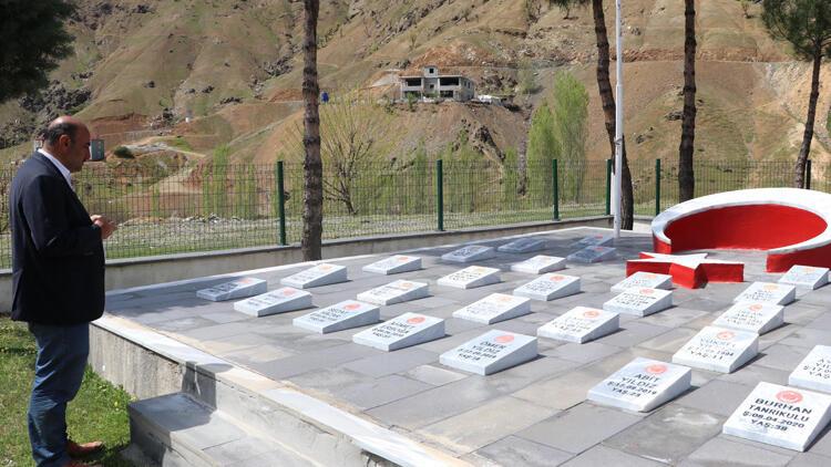 Diyarbakır'da terör saldırılarında 31 yakınını kaybeden Yatçı: Şehitlerin kanı yerde kalmadı