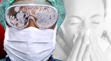 Pandeminin genel seyri değişti Nezle de artık korona belirtisi