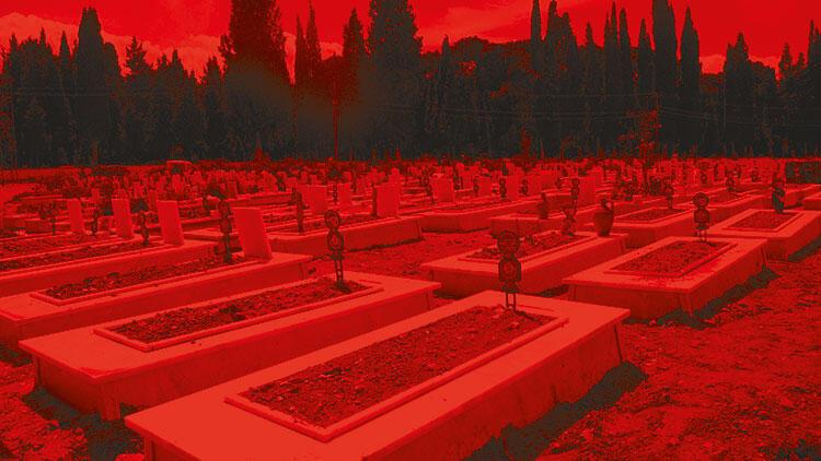 Gerçek son anda fark edildi! Mezarı kazıldı, ikinci kez toprağa verildi