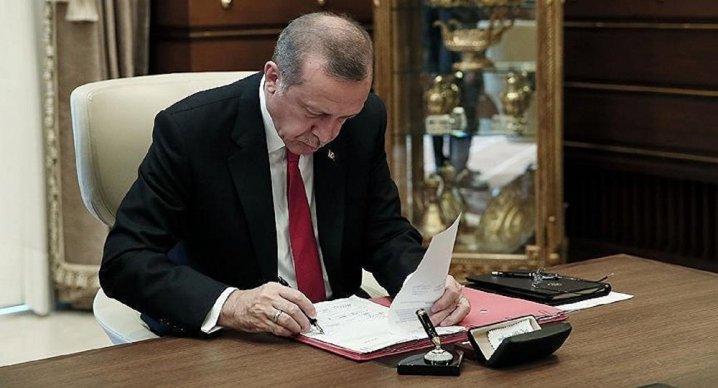 Erdoğan çok sayıda ismi görevden aldı, yeni atamalar yaptı   soL Haber Portalı