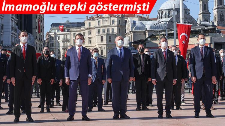 İstanbul Valiliği açıklama yaptı: 'Özensiz ve yakışıksız'