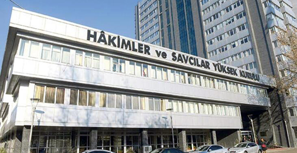 İşte TBMM'ye başvuran HSK üye adayları! 40 yargı mensubu TBMM'ye başvuru yaptı!   SON TV