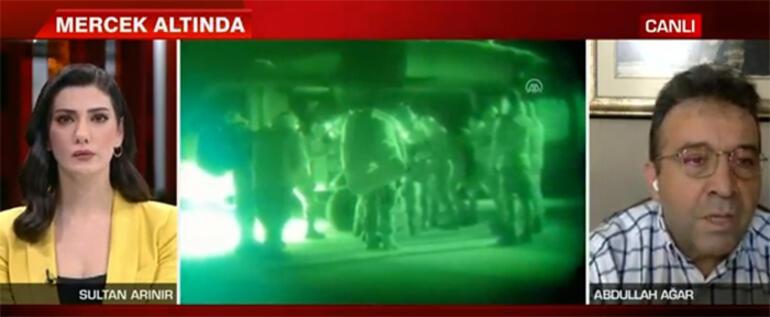 Parçalanmış durumdalar diyen Abdullah Ağardan canlı yayında flaş sözler: Sahadaki teröristler cıyak cıyak