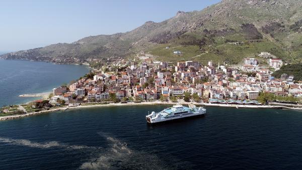 Tam kapanma öncesi Marmara, Avşa ve Ekinlik adalarının nüfusu 4 kat arttı
