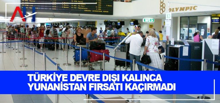 Türkiye devre dışı kalınca Yunanistan, Rus turistleri Mayıs tatilinde konuk edebilmek için atağa kalktı.