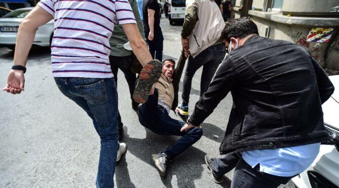 1 Mayıs göstericilerine 888 bin liralık ceza