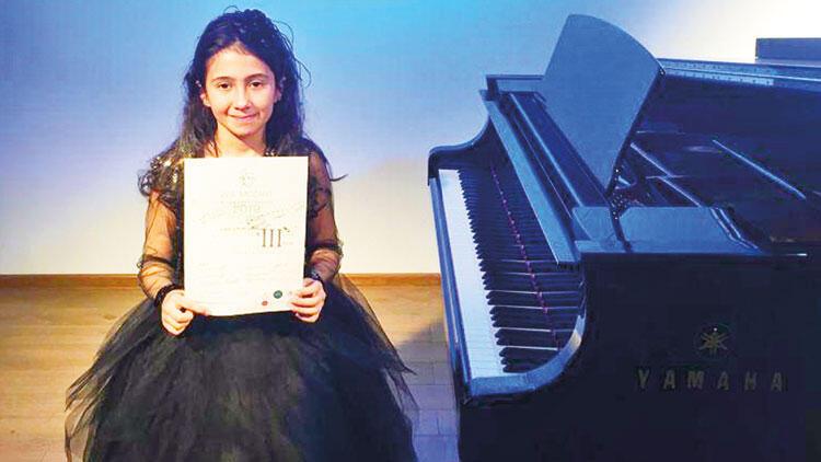 12 yaşındaki piyano dahisi Belçika yolcusu
