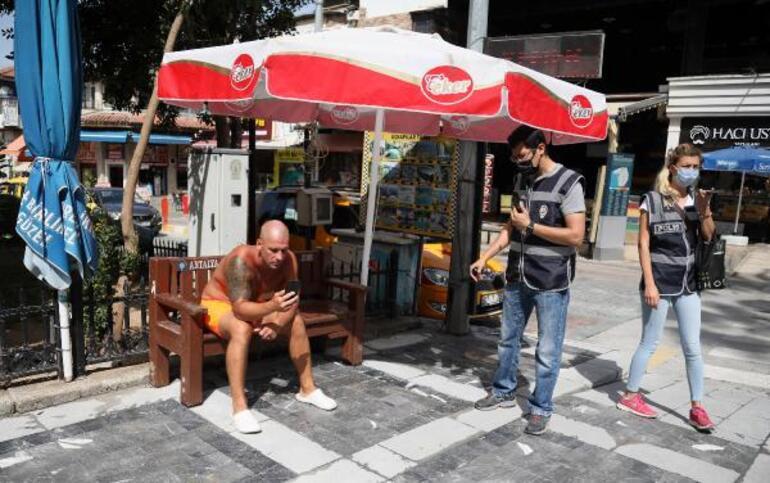 Antalyada polise ahlaksız teklifte bulunan turistle ilgili yeni gelişme İşte ilk sözleri