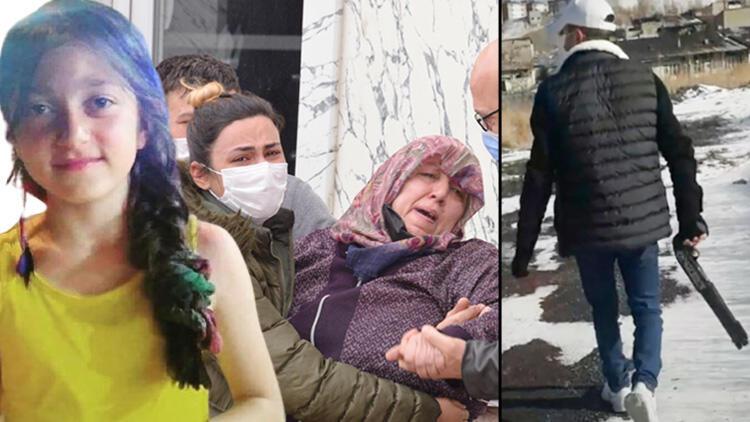 13 yaşındaki Pınar Kaban maganda kurbanı! 'Kapıyı açtım, yerde cesedi buldum'