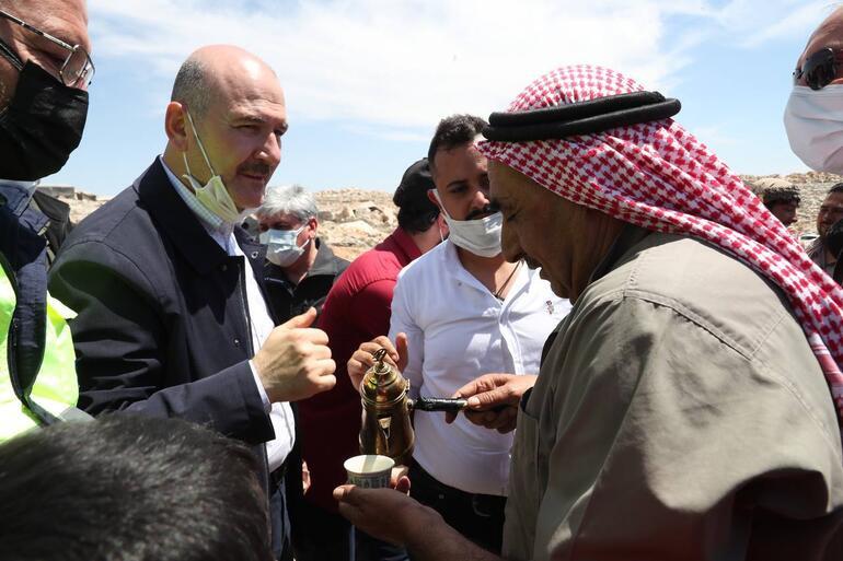 İçişleri Bakanı Süleyman Soylu duyurdu: İdlibde 1 yılda 35 bin ev bitirildi