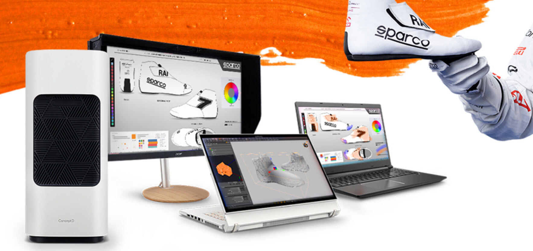 Acer, Kimi's Creator Challenge uluslararası tasarım yarışmasını duyurdu