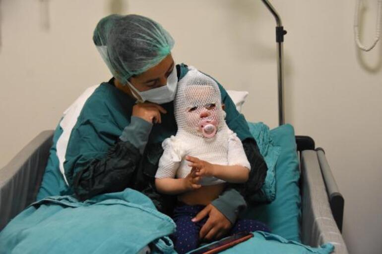 Türkiyeyi ağlatan Beril bebeğin son durumu açıklandı