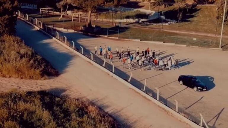 Ayrancılar mini Kolombiya çetesine operasyon Klip çekip yayınlamışlar