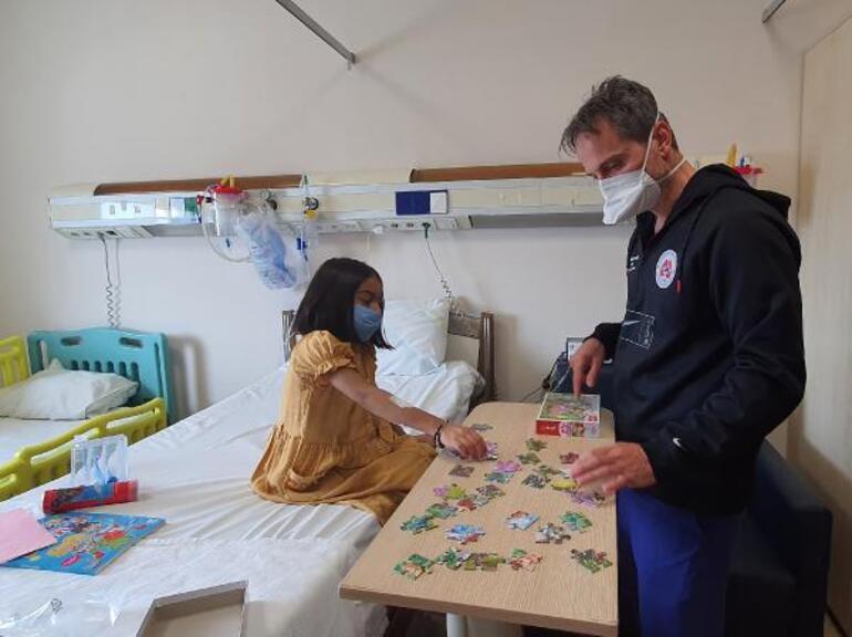 Yağmur Bingöl, ciğerlerinde saatli bomba ile yaşıyordu Türkiyedeki en küçük hasta... Dünyada da 3 çocuk vakasından biri...