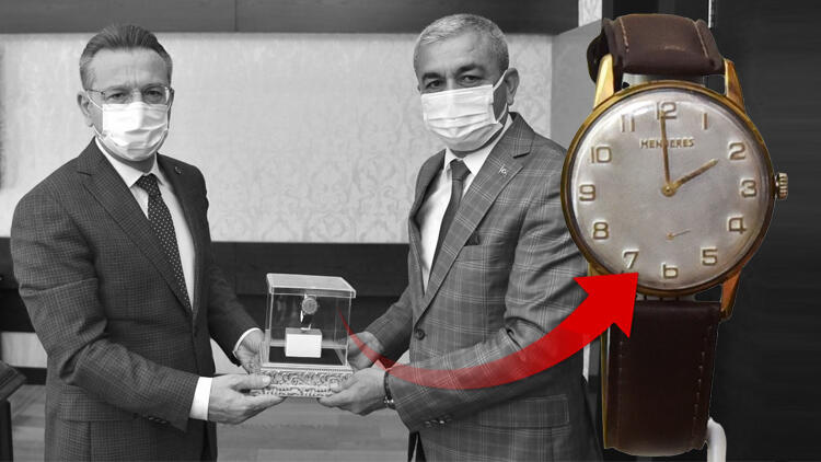 Adnan Menderes'in kol saati Demokrasi Müzesi'nde sergilenecek