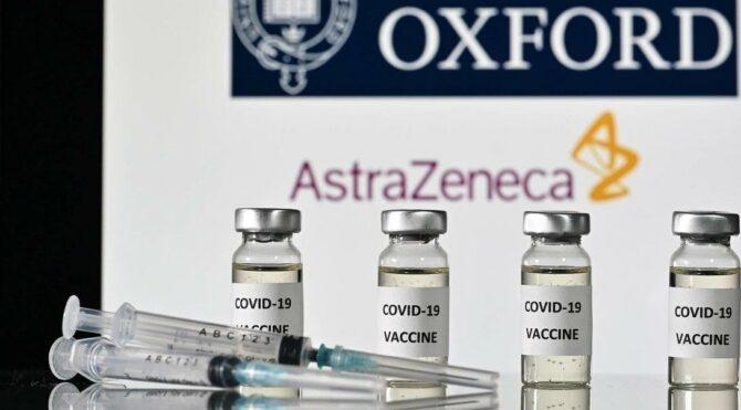 AstraZeneca ve Oxford Üniversitesinin Covid-19 aşısını olan bir kadın öldü