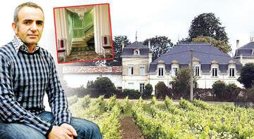 Ünlü ressam İsmail Acara hırsız şoku Fransada aldığı şato soyuldu...