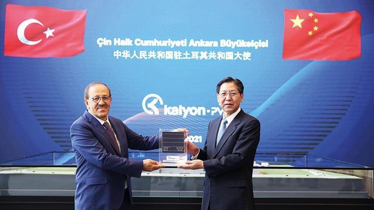Çin Büyükelçisi Shaobin LIU: Türkiye teknoloji üssü olma yolunda ilerliyor