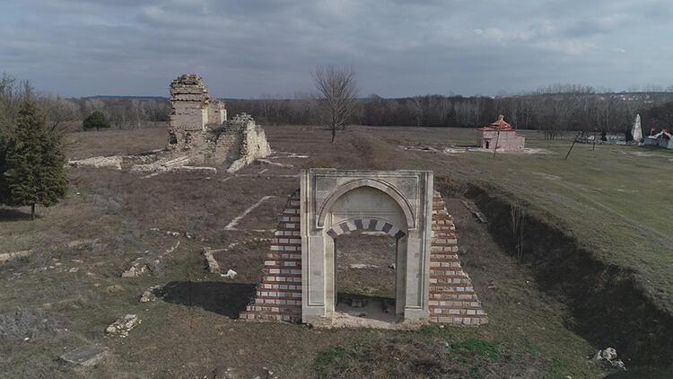 Edirne Yeni Sarayı'nda kazı çalışmaları, yeni sezonda da sürecek