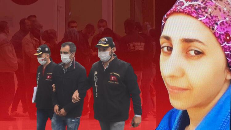 Kadıköy canisi tutuklandı! Çocuklarının gözü önünde eşini öldürmüştü...