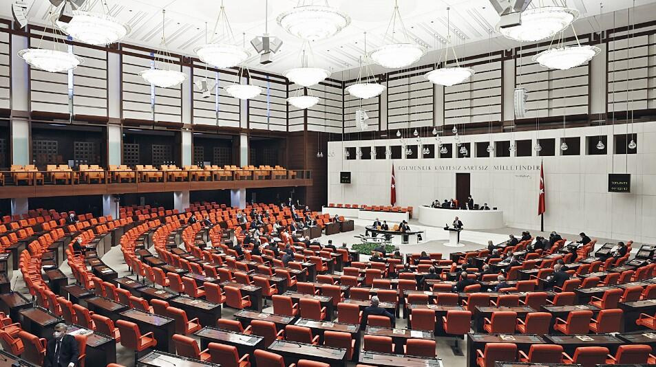Meclis'te hızlı hafta