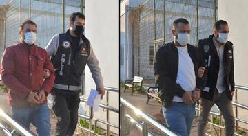 Adana'da silah ve mühimmat kaçakçılığı operasyonu: 20 gözaltı