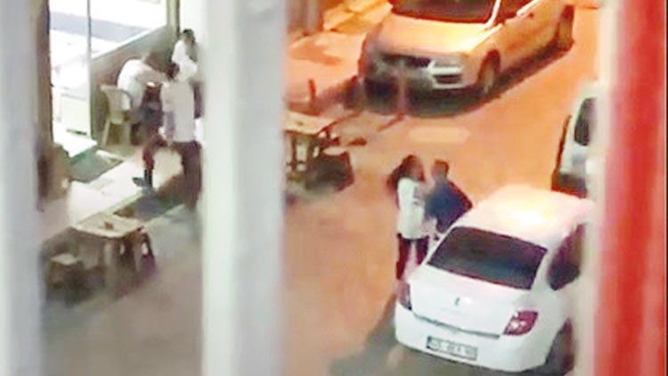 Şiddetin aktörleri: İzleyen, döven, dövülen