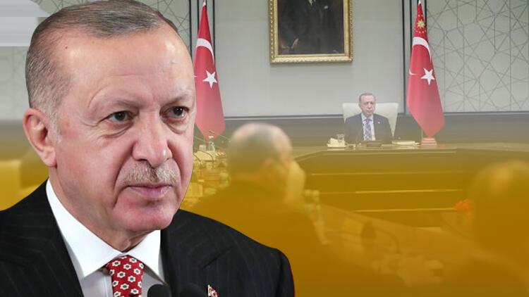 Son dakika haberi: Türkiye bu Kabine Toplantısını bekliyordu! Cumhurbaşkanı Erdoğan normalleşme adımlarını açıklıyor