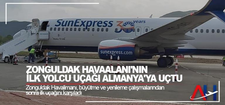 SunExpress'in Zonguldak – Düsseldorf uçuşları başladı