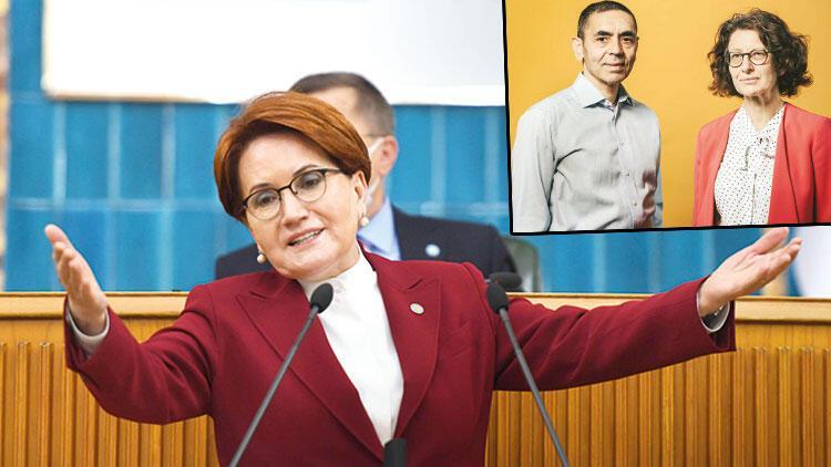 'Meclis Şahin ve Türeci'yi Nobel'e aday göstersin'