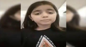 Minik öğrencinin Bakan Selçuka gönderdiği çarpıcı video