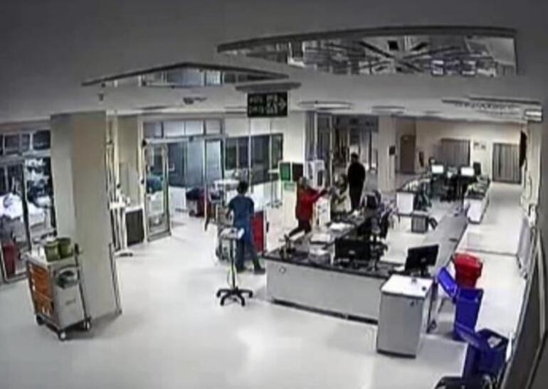 Yoğun bakıma girip doktor ve hemşirelere saldırmışlardı Cezaları belli oldu