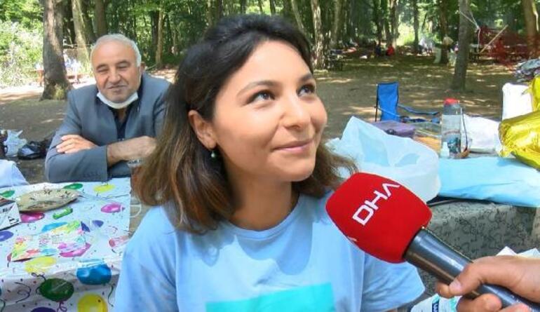 Belgrad Ormanında kısıtlamasız cumartesi yoğunluğu