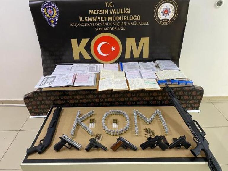 Kamuyu 150 milyon TL zarara uğrattılar 21 kişi tutuklandı