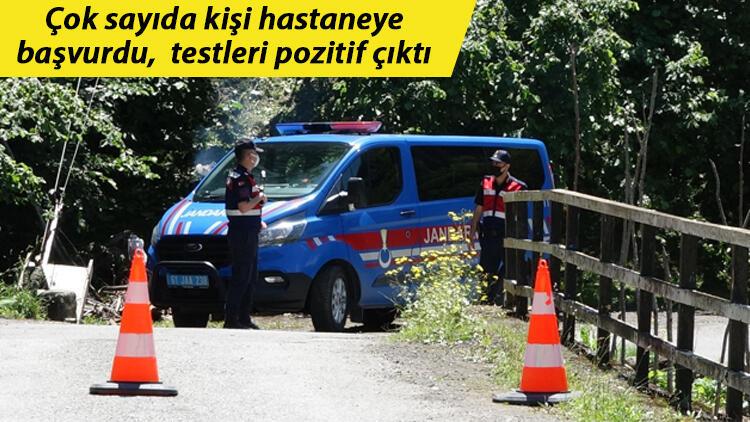 Toplu cenaze namazı sonrası vakalar arttı, mahalle karantinaya alındı! Giriş ve çıkışlara izin verilmiyor