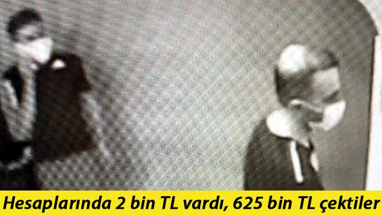 Diyarbakır'da akılalmaz vurgun! Suçüstü yakalandılar... Hesaplarında 2 bin TL vardı, 625 bin TL çektiler