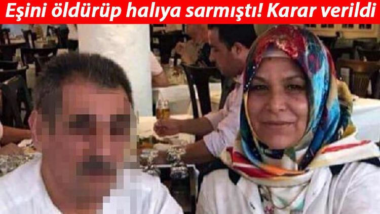 Son dakika... Eşi Yazgül Soro'yu öldürüp cesedini halıya sarmıştı! Bülent Soro'dan şaşkına çeviren sözler