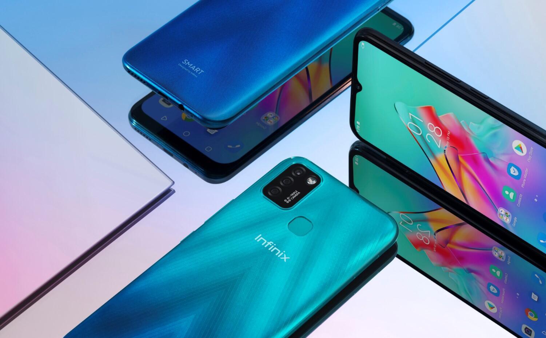 Infinix Türkiye'de üretilen yeni telefonu SMART 5'i satışa sunuyor