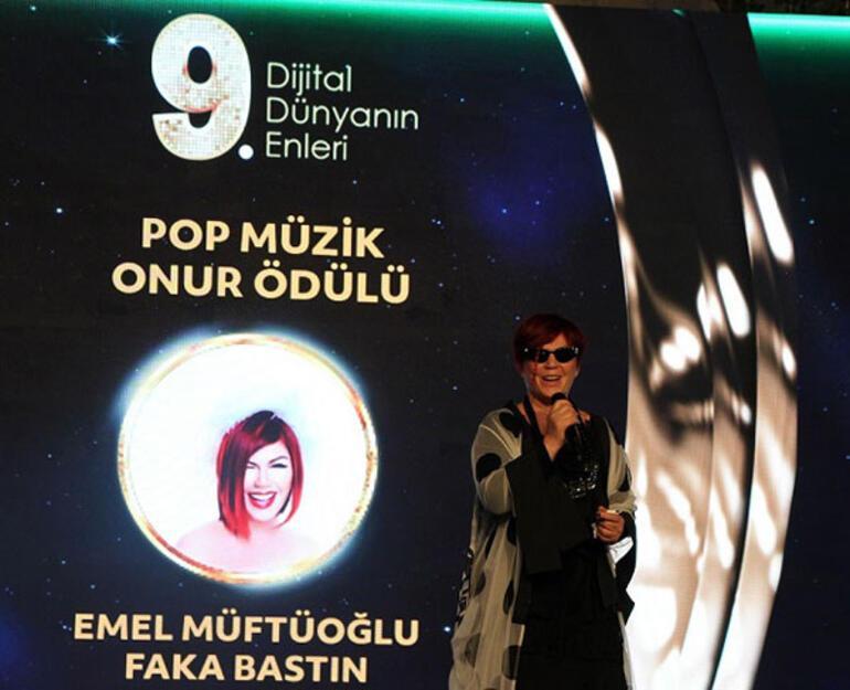 Dijital Dünyanın Enleri Ödül Töreni