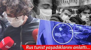 Beşiktaşta dehşet saçmıştı: Dümen yapmayın bırakın