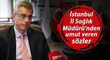 Son dakika: İstanbul İl Sağlık Müdürü Prof. Dr. Memişoğlu müjdeleri tek tek sıraladı